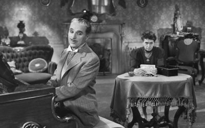 Mardi 13 février : Charlie Chaplin au Ciné-CLIC !