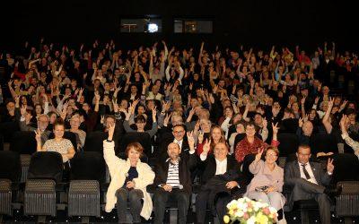 Grand succès de l'ouverture du Ciné-CLIC 2018-2019 !